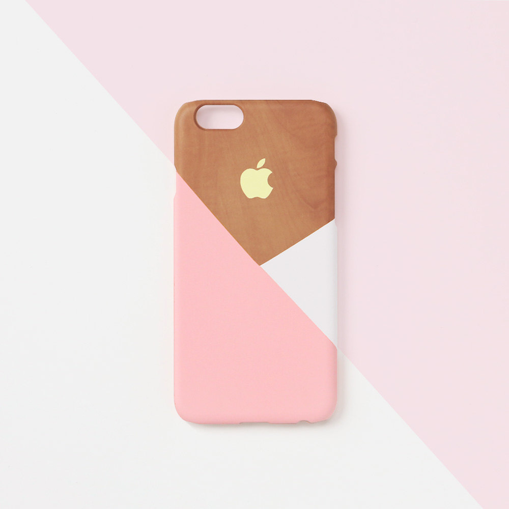 Pastel pink iPhone 6 / 6s Case