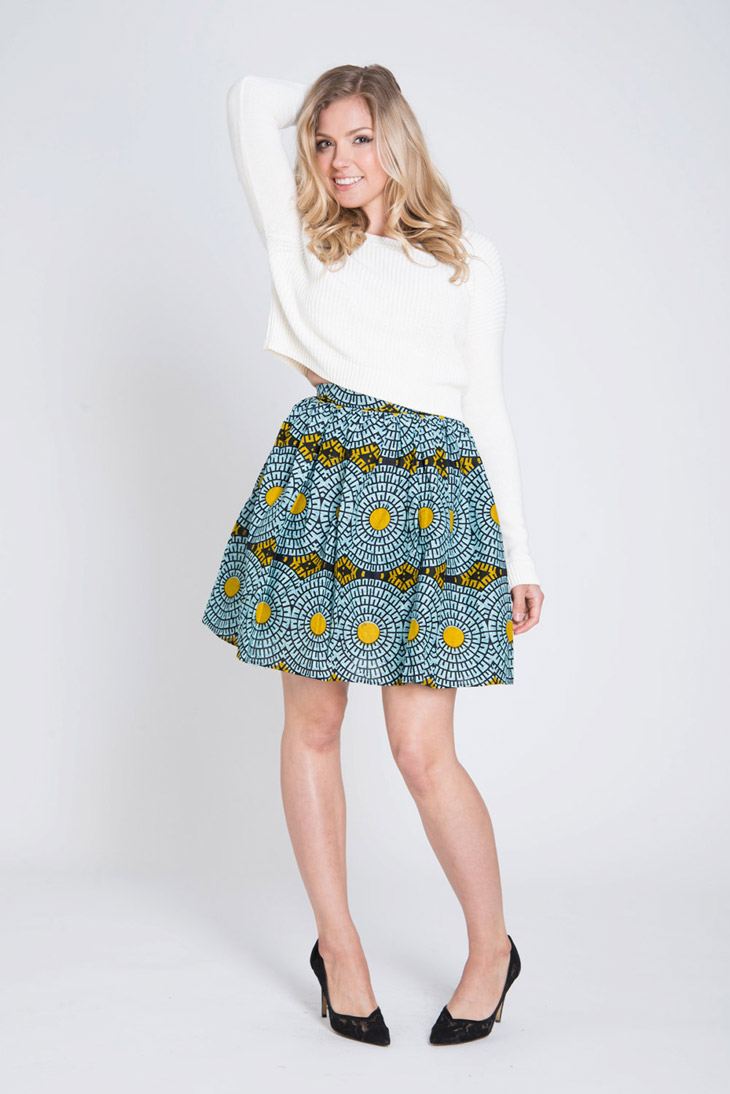 Tribal Skirts Collection